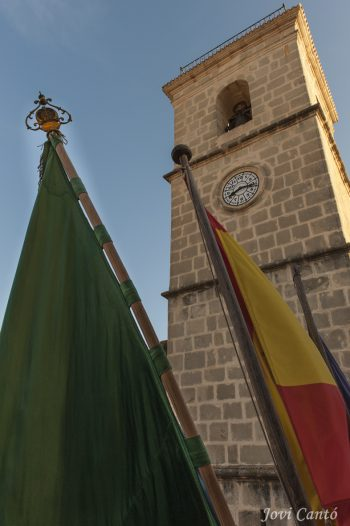Festivals of Moors and Christians in honor of Sant Xotxim