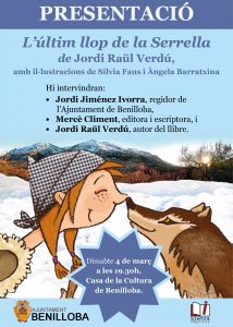 "Presentation of the book ""The Last Wolf of Serrella"""