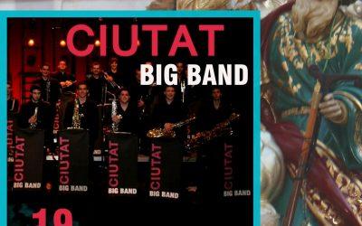 """La """"Ciutat Big Band"""" ofereix un concert benèfic dimecres a Benilloba"""