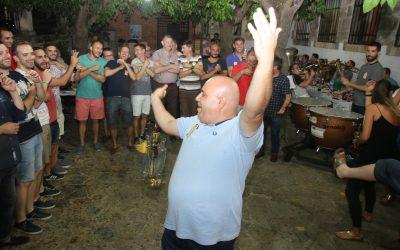 La Filà Judíos protagonitza una nit de fusió festera a Benilloba