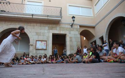 La II Ruta de Contacontes reuneix dos-centes persones a Benilloba