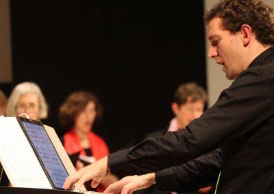Coral Universitari d'Alacant – Concert a l'Auditori de Benilloba 2017