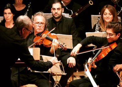 Concert Orquestra Simfònica d'Alacant 2018