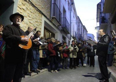Sant Vicent a Benilloba 2017