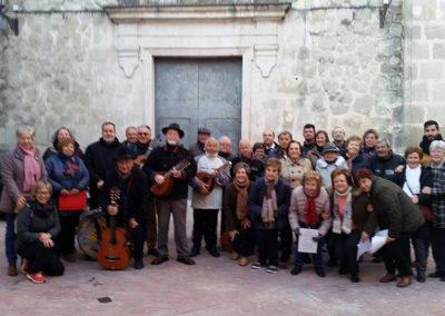 Sant Vicent a Benilloba 2018