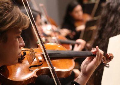 Concert de tardor – Orquestra Filharmonica Universitat d'Alacant 2018