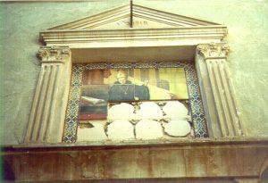 Retablo Cerámico de Santo Tomás de Villanueva